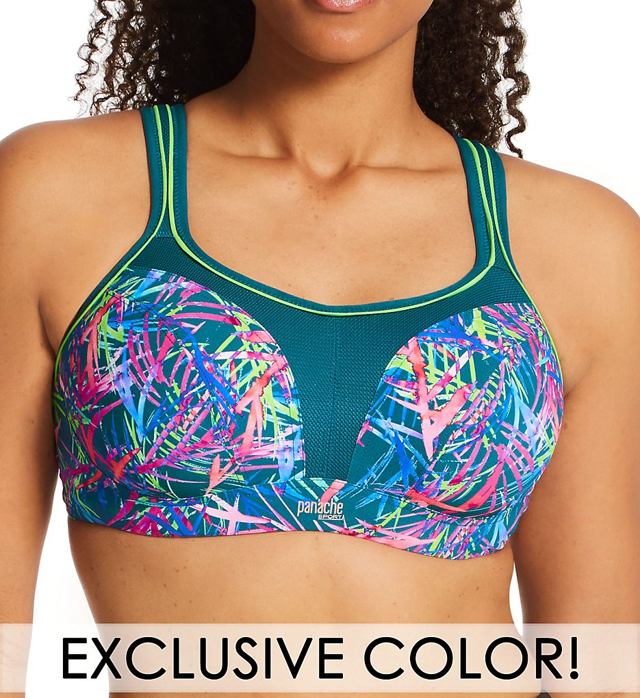 a525f8a89d Panache Full-Busted Underwire Sports Bra 5021 - Panache Bras