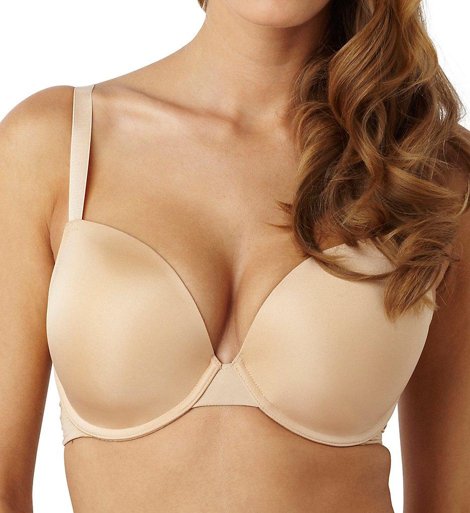 Panache : Panache 7326 Porcelain Elan Plunge T-Shirt Bra (Nude 38D)
