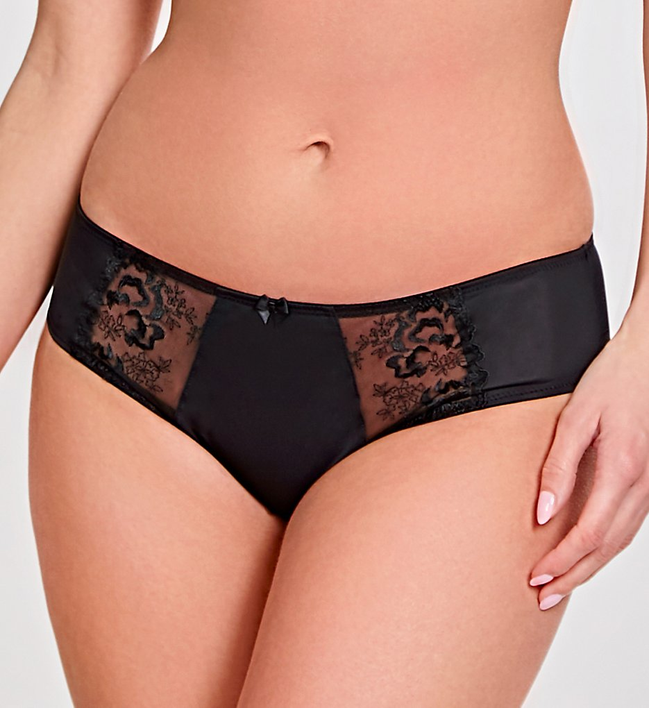 Panache >> Panache 9262 Thea Brief Panty (Black S)