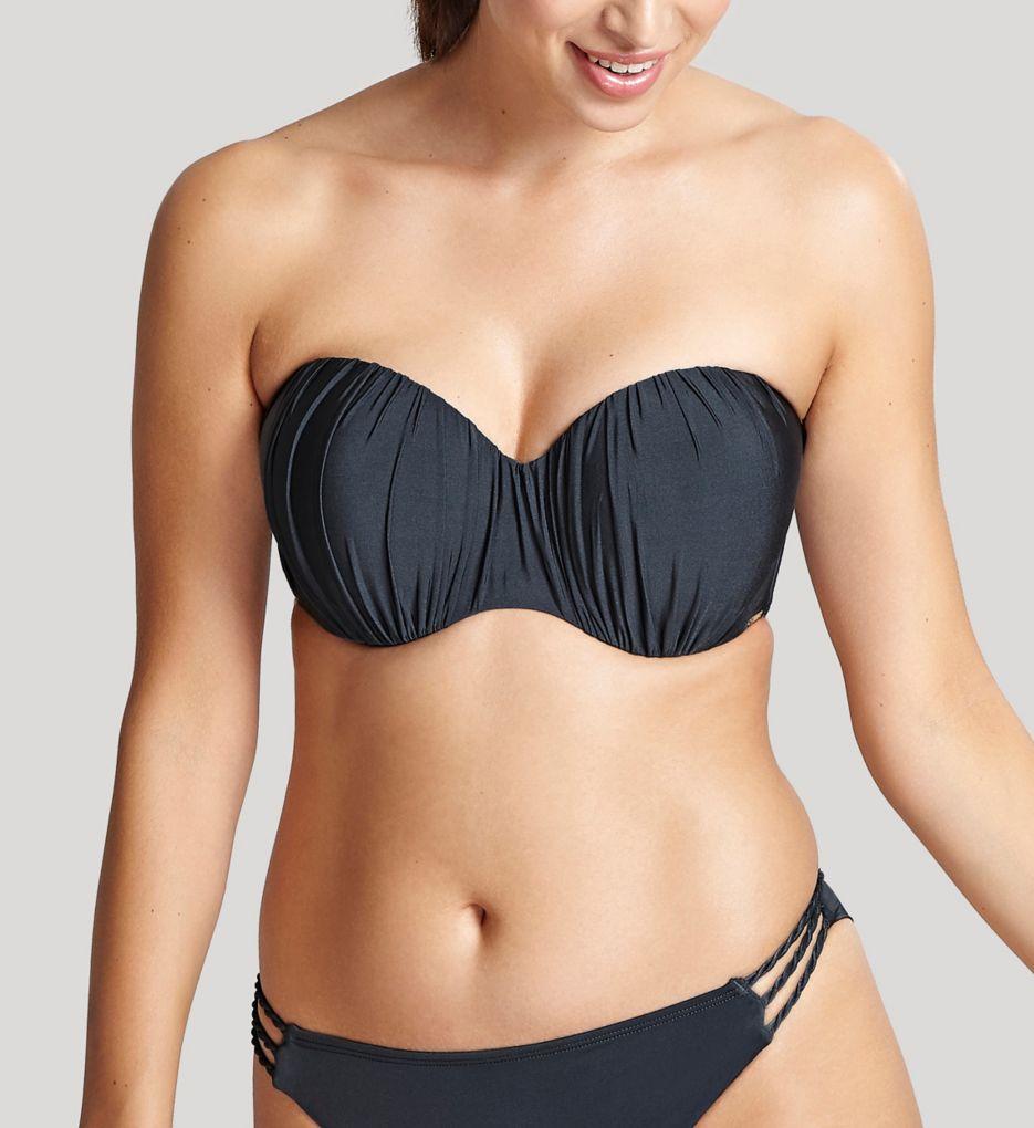 Panache Marina Molded Bandeau Bikini Swim Top