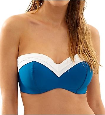 Panache Portofino Bandeau Swim Top