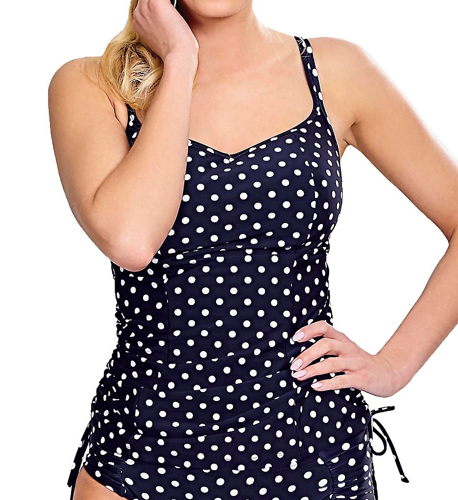 114227dd531 Panache Anya Spot Balconnet Tankini Swim Top SW1011 - Panache Swimwear