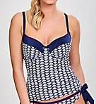 Milano Molded Balconnet Tankini Swim Top