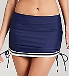 Portofino Skirted Brief Swim Bottom