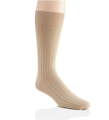 Pantherella Pembrey Sea Island Cotton Crew Sock