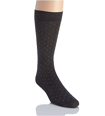 Pantherella Gadsbury Pindot Cotton Lisle Fancy Socks