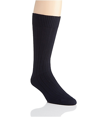 Pantherella Raynor Egyptian Cotton Rib Sock