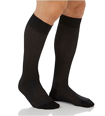 Pantherella Fabian Herringbone Over The Calf Fancy Sock