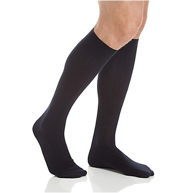 Pantherella Pembrey Sea Island Cotton Over The Calf Sock