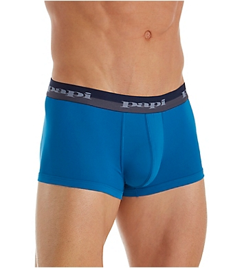 Papi Microfiber Stretch Brazilian Trunks - 3 Pack