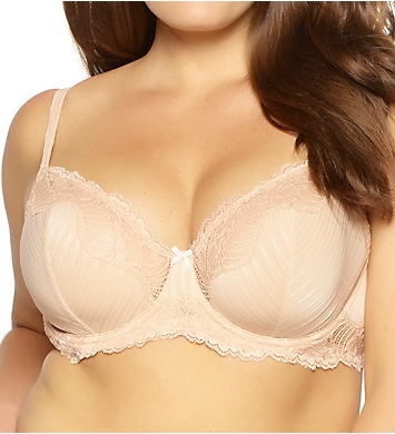 Paramour by Felina Stripe Delight Full Figure Bra