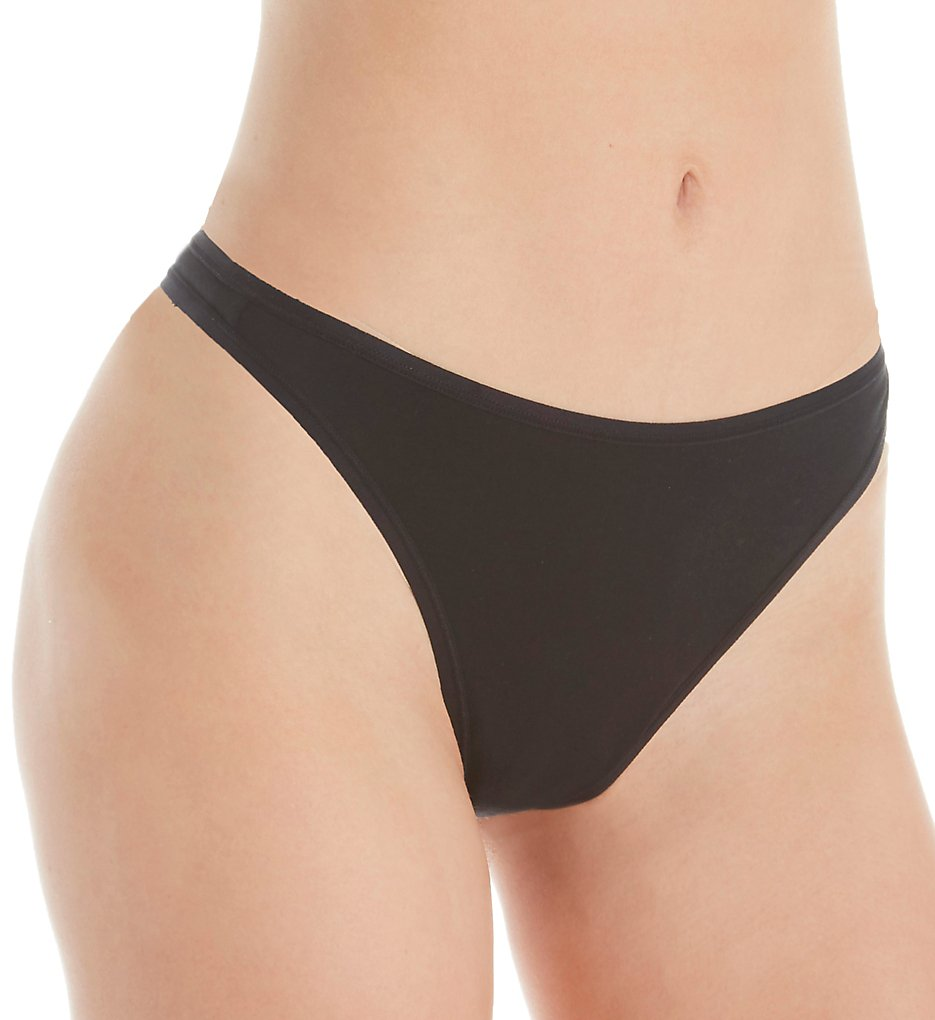 Paramour by Felina 535045 Allie Organic Cotton Thong