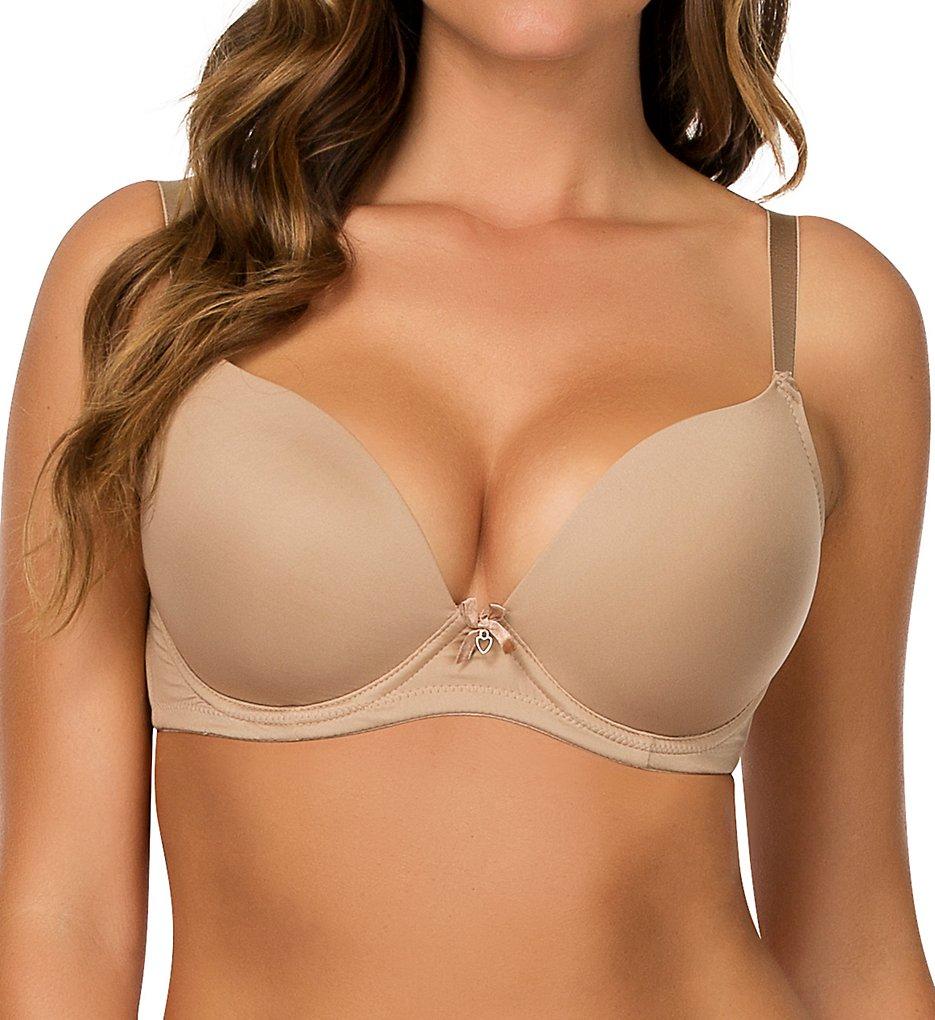 Parfait 4801 Jeanie Full Busted Plunge Bra (European Nude)