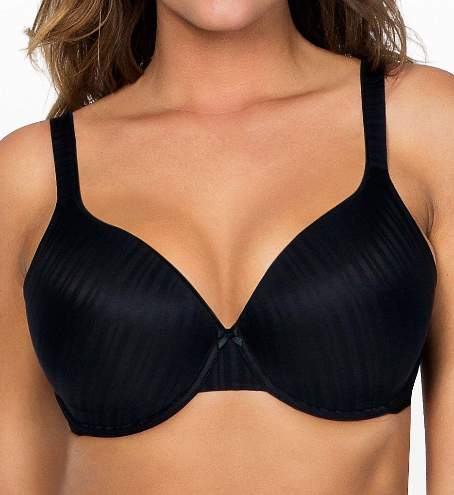 Parfait - Parfait P5251 Aline T-Shirt Bra (Black 30D)