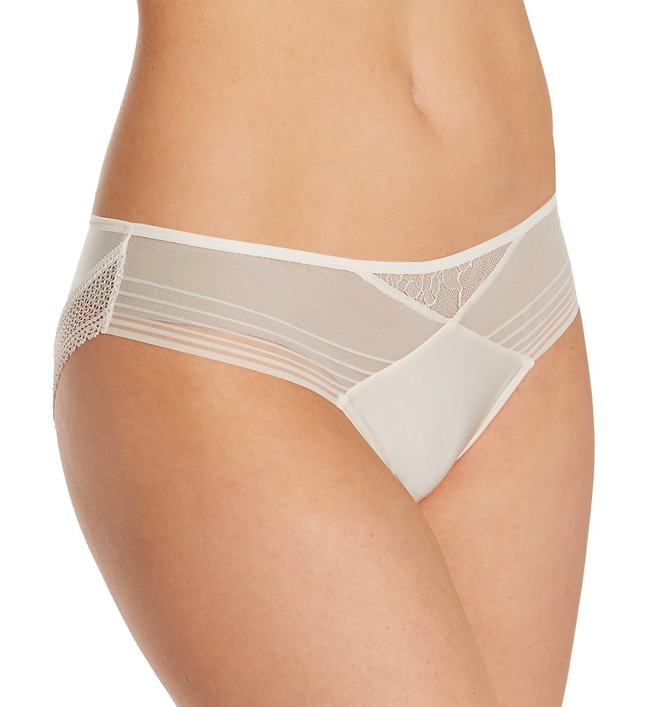 Passionata by Chantelle - Passionata by Chantelle 40G3 Sukeban Brief Panty (Talc XS)