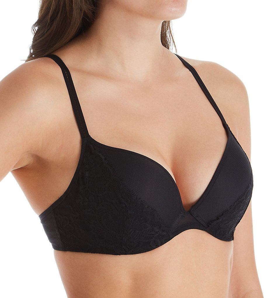 Passionata by Chantelle - Passionata by Chantelle 42C2 Camden Push Up Bra (Black 32B)
