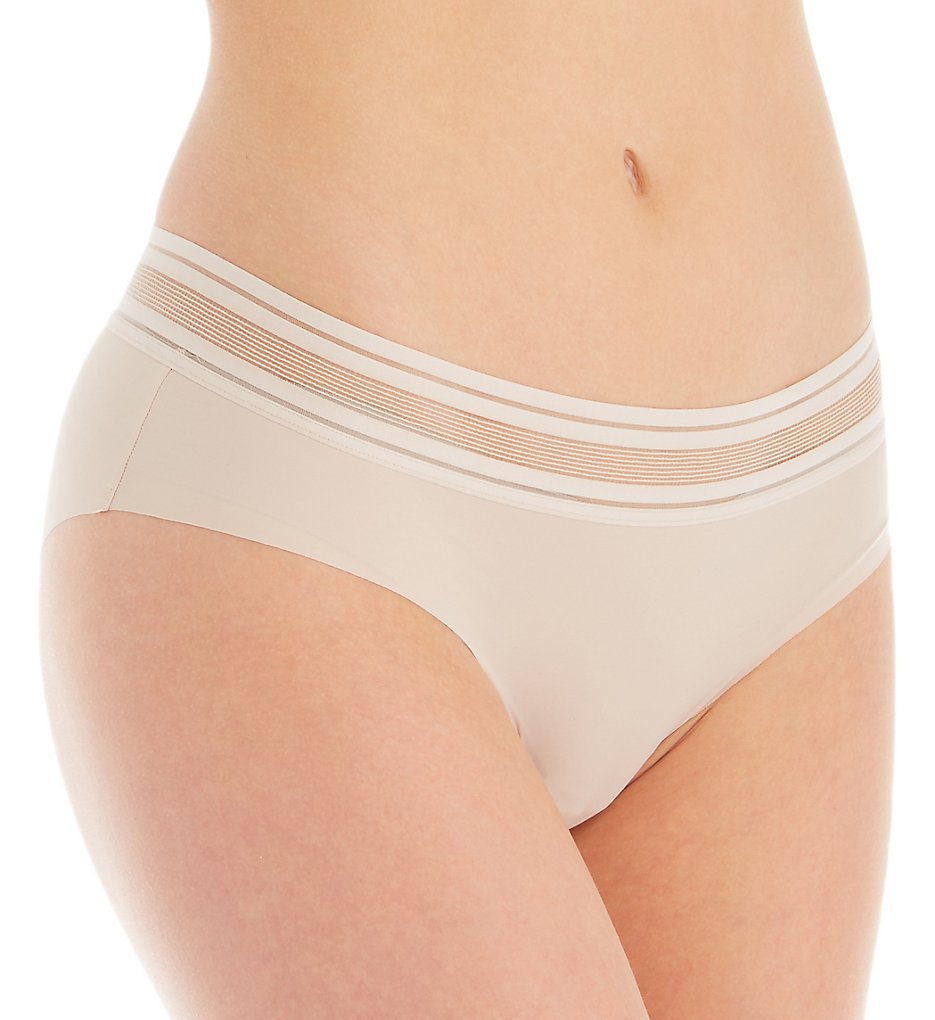 Passionata by Chantelle - Passionata by Chantelle 47D4 Rhythm Hipster Panty (Cappuccino XS)
