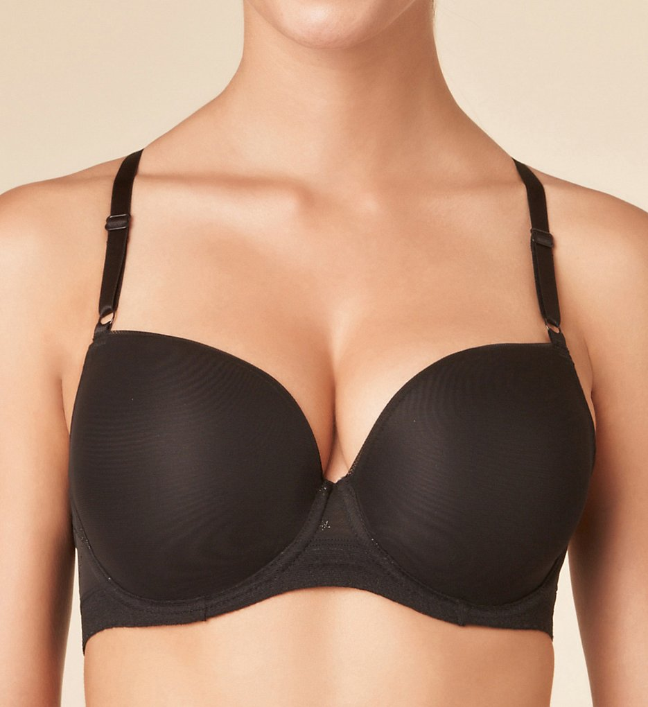 07e96fd015144 Passionata by Chantelle Starlight Plunge T-Shirt Bra with T-Back ...