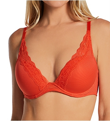 Passionata by Chantelle Brooklyn Lace Plunge T-Shirt Bra