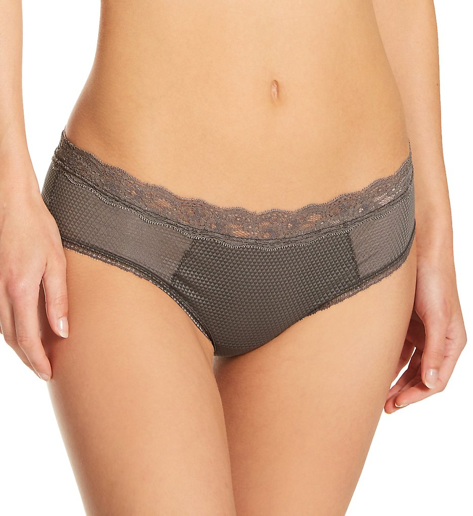 Passionata by Chantelle - Passionata by Chantelle 5704 Brooklyn Hipster Panty (Shadow XS)