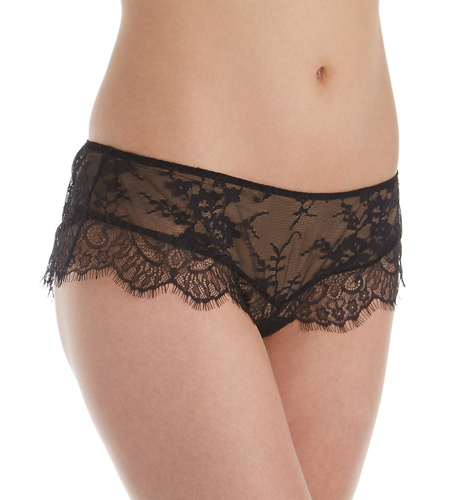 Passionata by Chantelle - Passionata by Chantelle 7714 Gloria Hipster Panty (Black S)
