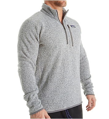 Patagonia Better Sweater 1/4 Zip Performance Fleece