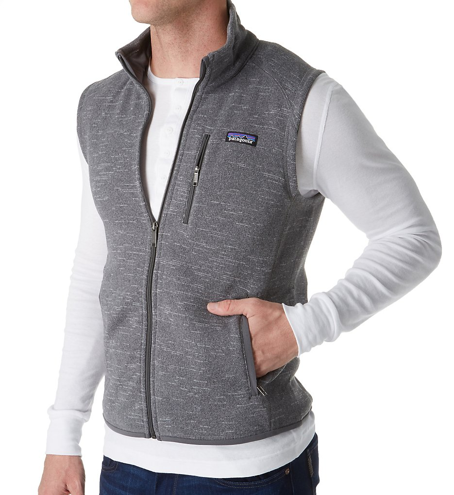 d7ef9cf79c2241 Patagonia Better Sweater Knit Full Zip Fleece Vest 25881 - Patagonia ...
