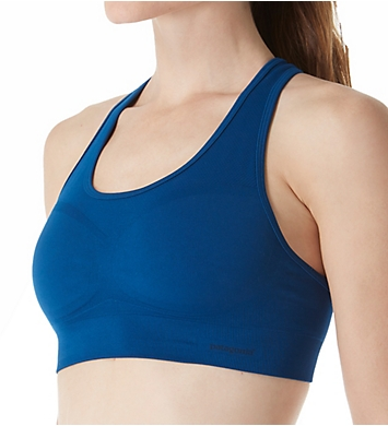 Patagonia Active Seamless Compression Sports Bra