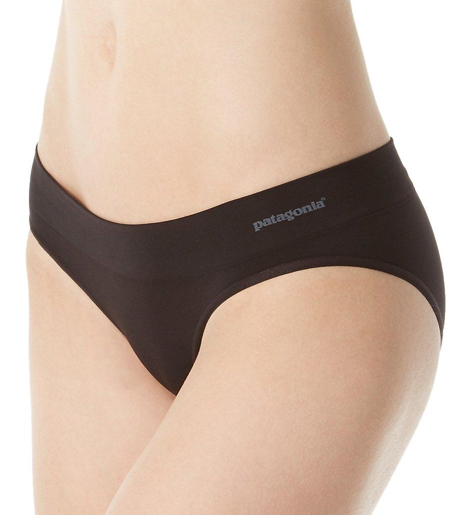 Patagonia >> Patagonia 32409 Body Active Hipster Panty (Black M)