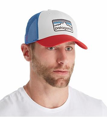Patagonia Line Logo Badge LoPro 100% Organic Trucker Hat