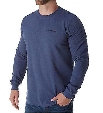 Patagonia Fitz Roy Bison Long Sleeve Responsibility Shirt