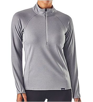 Patagonia Capilene Midweight Zip Neck Baselayer Top