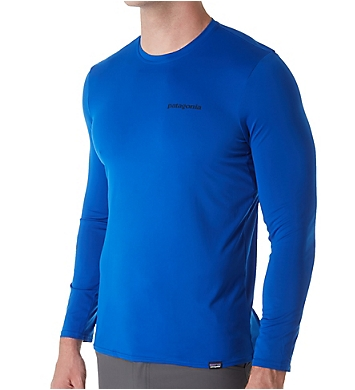 Patagonia Capilene Daily Long Sleeve Graphic T-Shirt