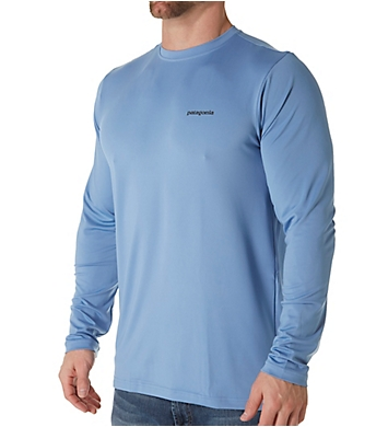Patagonia Long Sleeve Graphic Tech Fish T-Shirt
