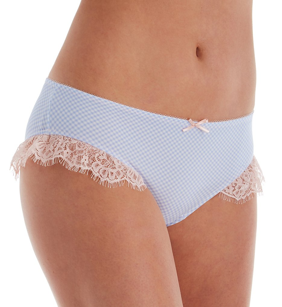 Perfects Australia - Perfects Australia 14UBK63 Ashley Bikini Panty (Bluebell/Strawberry S)
