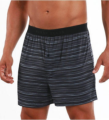 Perry Ellis Stripes Luxe Boxer Short