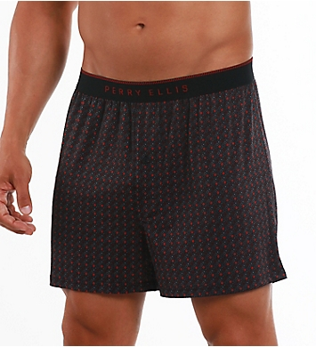 Perry Ellis Diamonds Luxe Boxer Short