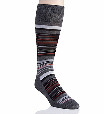 Perry Ellis Superior Soft Luxury Stripe Sock