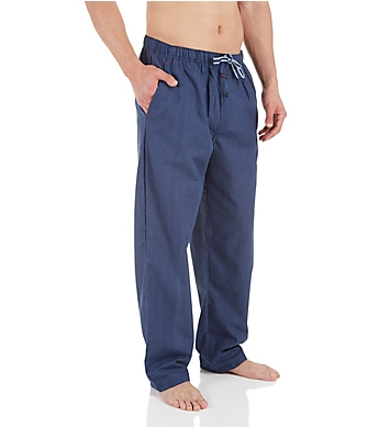 Perry Ellis Shadowplay Relaxed Fit Woven Sleep Pant