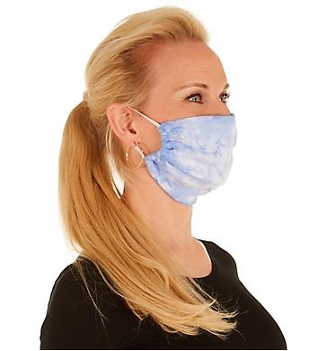 PJ Harlow Sea Wash Blue Cotton Face Mask