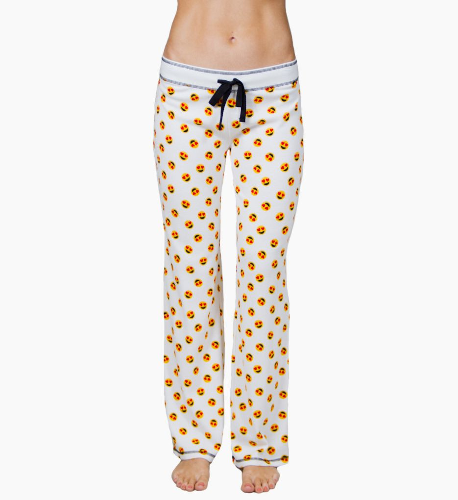 PJ Salvage Current Mood Emoji Pant