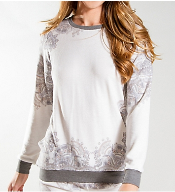 PJ Salvage Neutral State Long Sleeve Top