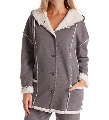 PJ Salvage Neutral State Cozy Lined Jacket