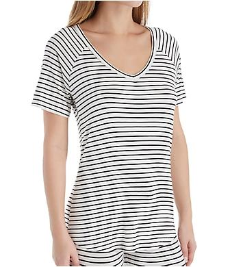 PJ Salvage Basic V-Neck Shirt