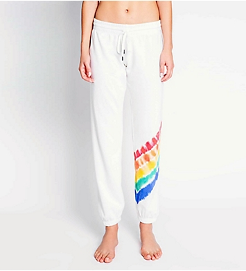 PJ Salvage Love Rules Terry Pant