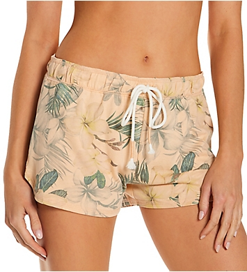 PJ Salvage Coral Reef Textured Short
