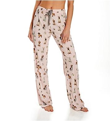 PJ Salvage Playful Prints Dog Love Pant