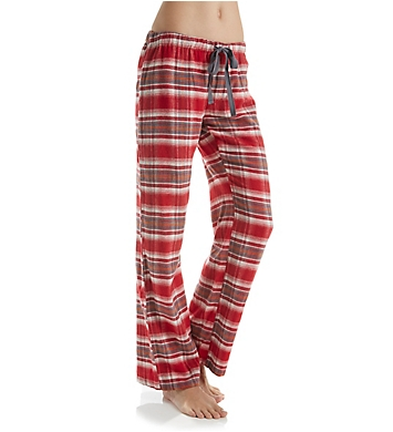 PJ Salvage Mountains Are Calling Plaid Pant