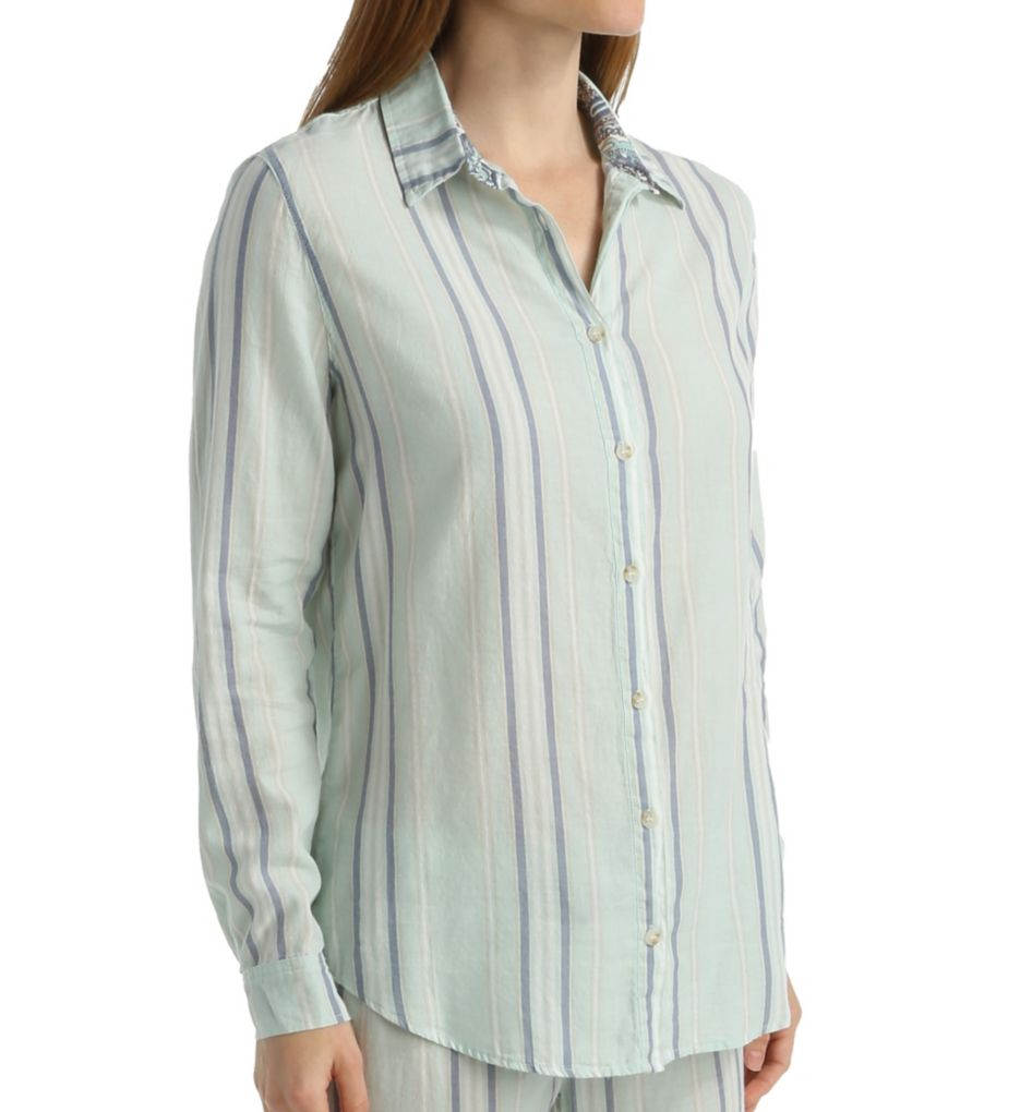 PJ Salvage Washed Ashore Button Up Shirt
