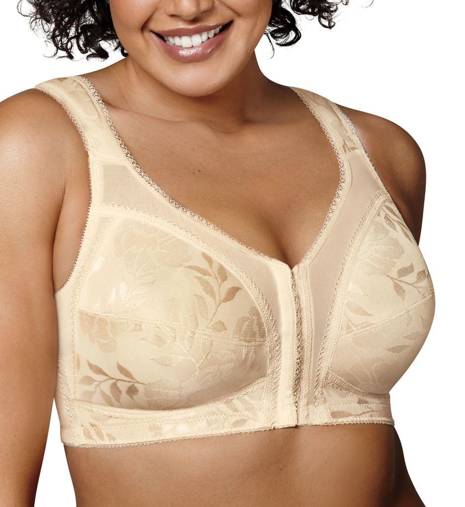 Playtex 18 Hour Comfort Strap Front Close Bra